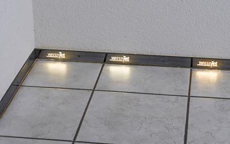 LED Fussleiste
